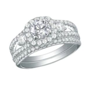 Jewelry - CERTIFIED Engagement Diamond Ring